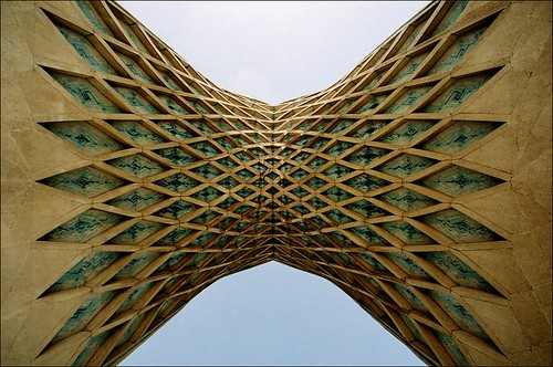 14_10 TEHRAN - Azadi Tower / k_man123