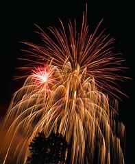Mt. Heritage Days Fireworks 2 [Explored #500]