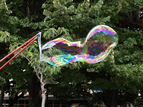 La burbuja 2