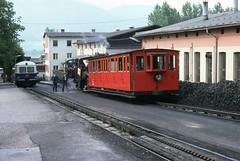 Trains du Schafberg (Autriche)