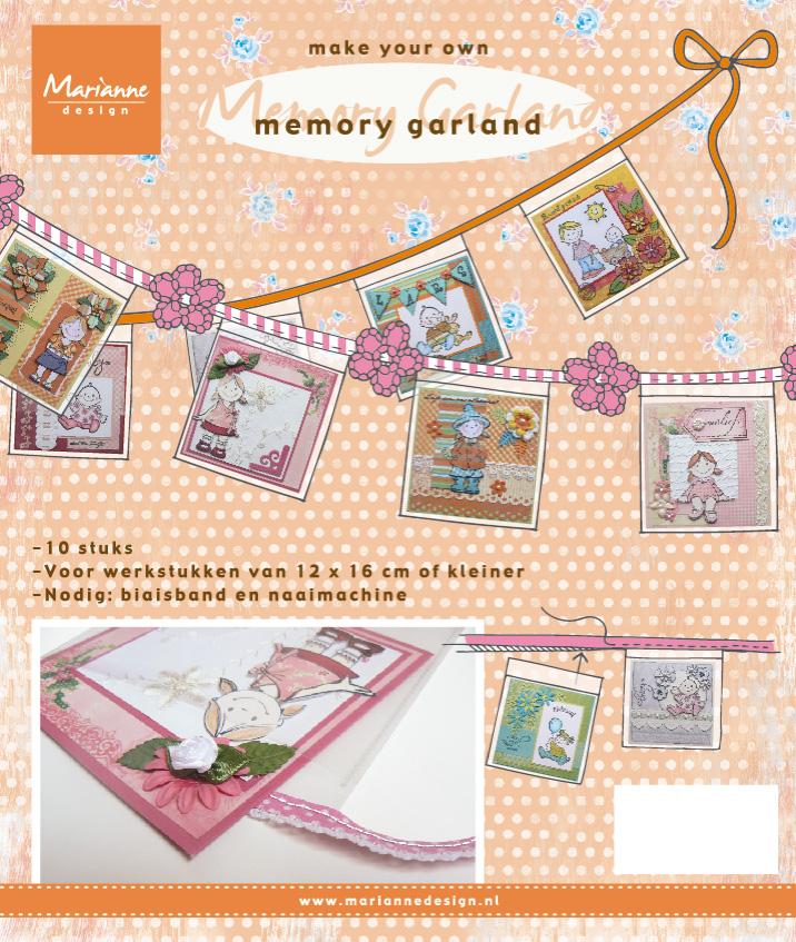 memory garland