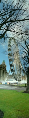 Bright Belfast Wheel april 09