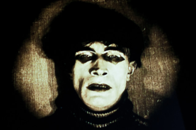 Conrad Veidt in The Cabinet of Dr. Caligari