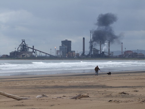 Heavy Industry, Teeside Estuary