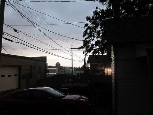 Night in Pratt