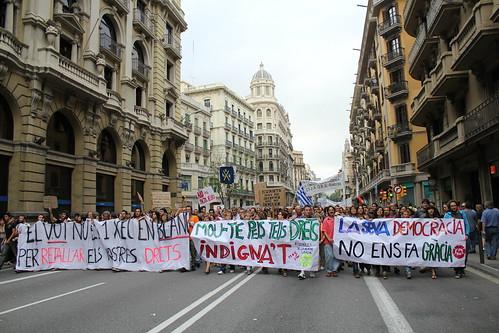 El vot no es un xec en blanc per retallar els nostres drets. by joancg