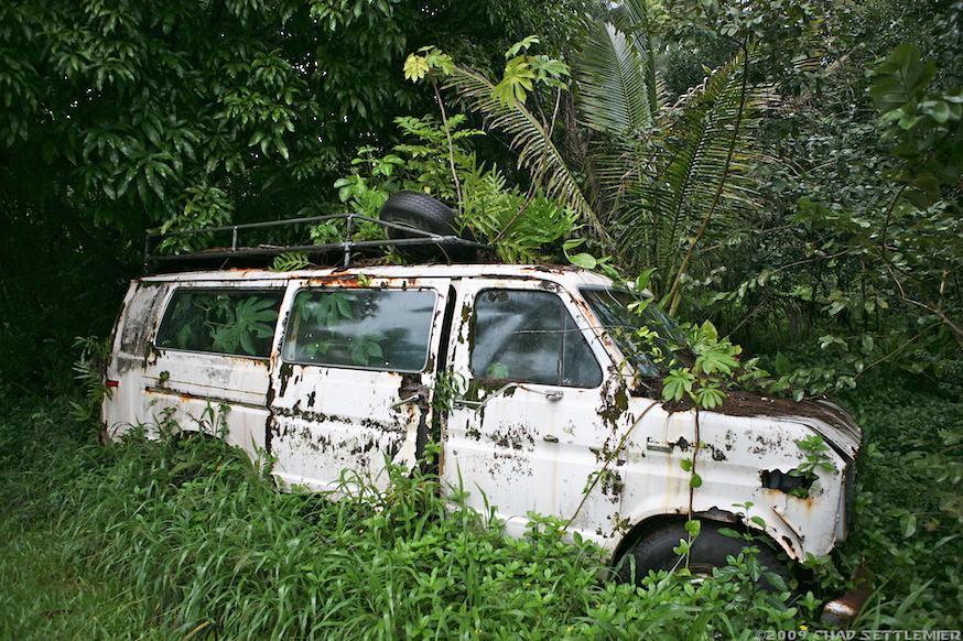 Nature is Fierce on the Big Island of Hawaii