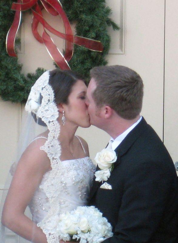brian and alli kiss