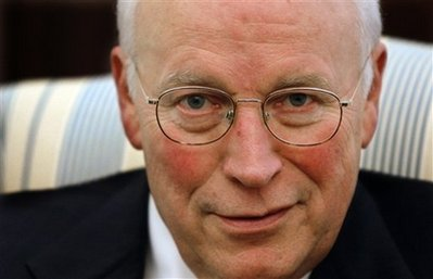 Cheney Interview