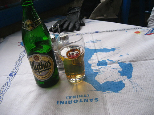 Mythos Beer.. again