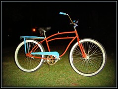 "Rollfast Rat Bike ""Rat-n-Roll"" (Wha'ppen) Tags: bike bicycle rat cruiser fattire ratbike heavyduty beachcruiser rollfast ratride ballooner"