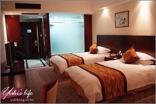 [09冬遊江南][2]Day1- 杭州~紫晶大酒店 & 便利商店消夜