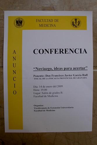Conferencia sobre el Noviazgo