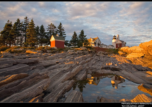 Pemaquid Point Reflections PSIMG_6359
