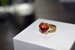 Christian Diorのリング
