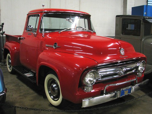 1956 Ford F-100 Pickup 1