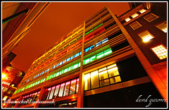 London City Architecture Rainbow of Colors at Night... (david gutierrez [ www.davidgutierrez.co.uk ]) Tags: city uk greatbritain travel england urban orange color building london colors beautiful architecture modern night buildings wonderful dark spectacular geotagged photography photo interestingness fantastic rainbow arquitectura cityscape darkness angle image unitedkingdom britain dusk sony centre perspective cities cityscapes center structure architectural explore nighttime 350 londres stunning architektur nights sensational metropolis alpha fabulous londra impressive futuristic dt nightfall municipality edifice cites f4556 1118mm sonyalpha sony1118mm sonyalphadslra350 sonyalphadslr350 sonyalphadt1118mmf4556lens sonyalphadt1118mmf4556 colorofrainbow sony350dslra350