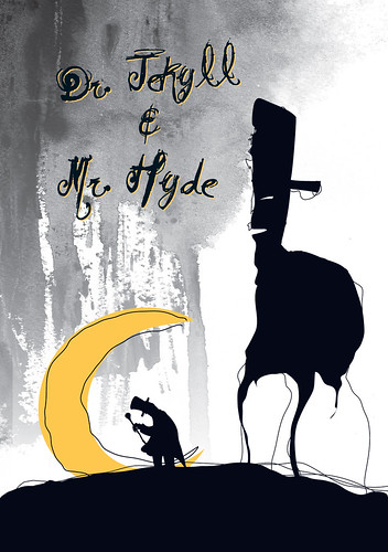Portada Libro Dr Jekyll & Mr Hyde by MrHash