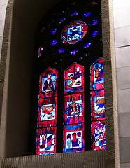 St. Joseph's Oratory Window (greg_guarino) Tags: trip travel windows vacation church window glass saint joseph ventana greg montreal fenster tourist clear finestra stjosephsoratory fenetre oratory oratoirestjoseph guarino windauga