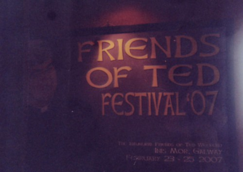 Friends of Ted Festival '07 by twbuckner