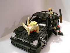 Lego Mercedes Benz SL65 AMG Black Series
