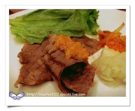 090112欣葉日  式自助料理09_自助式煎肉捲