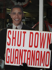Obama: Shut Down Guantanamo