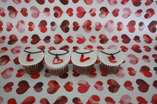 Valentine's Day - love is all ard!