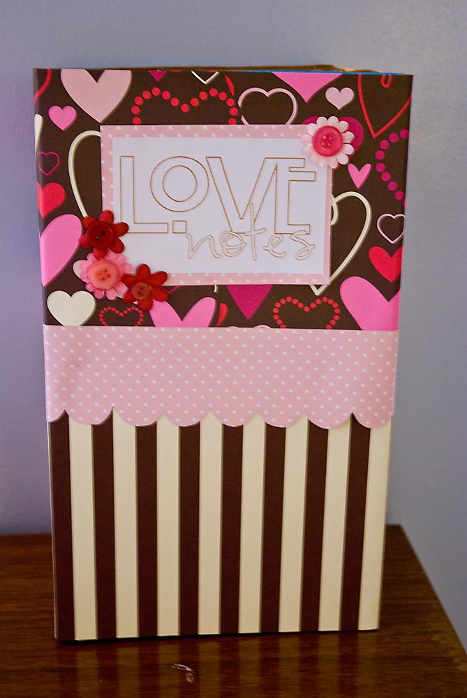 a Valentine's Day mailbox