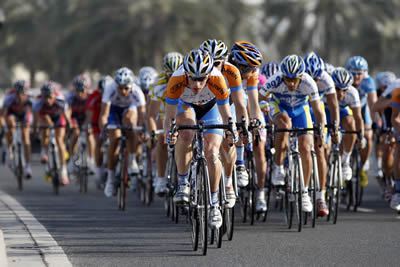 Qatar final results: Dekkers 4th in mass sprint