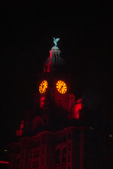 Liver Building (AlxGrn) Tags: liverpool capitalofculture liverpool2008 capitalofculture2008 mannisland liverpooltransitionevent