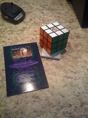 Cubesolver