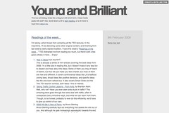 Young and Brilliant - Readings of the week..._1234472100016