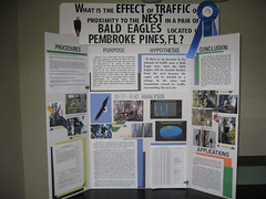 Science Fair Exhibit