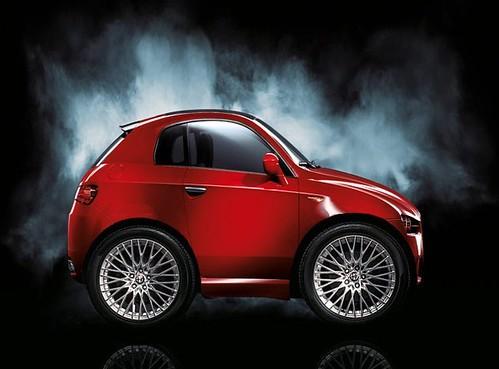 Mini Alfa Romeo Brera