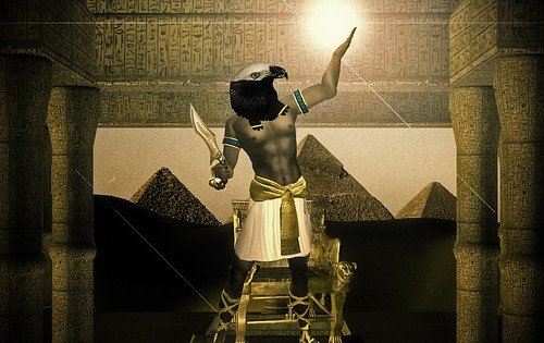 Horus Sun God | Flickr - Photo Sharing!