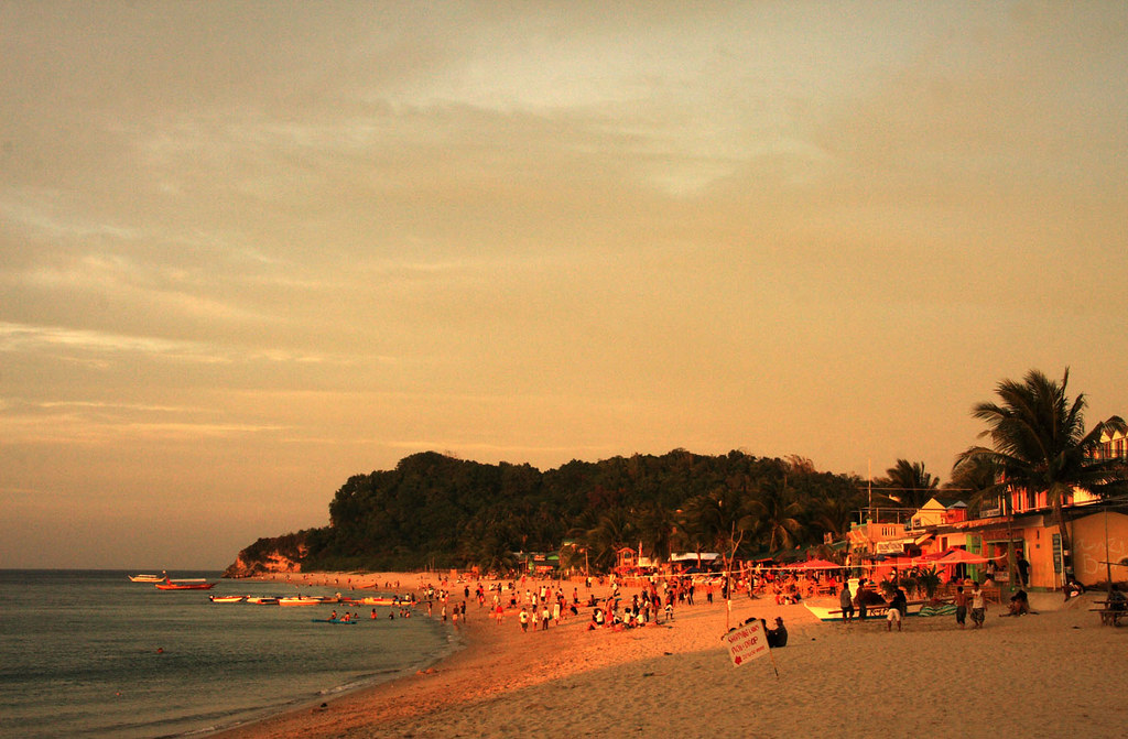 White Beach, Puerto Galera