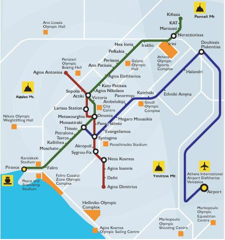 Athens-metro