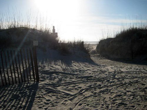 Florida, beach, St. Augustine