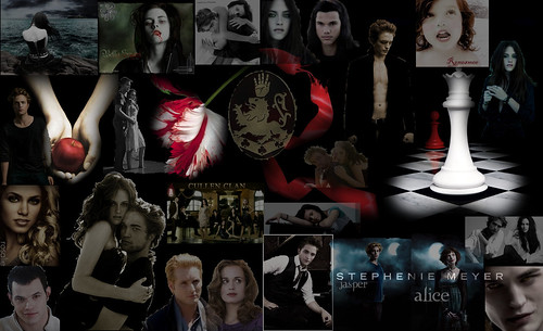 wallpaper twilight saga. Twilight Saga collage