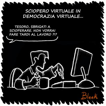 Sciopero Virtuale