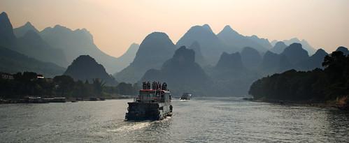 El descenso del río Li. Guilin (4)