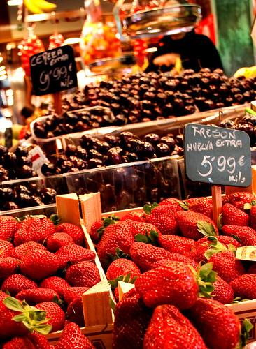St. Joseph's Market, Barcelona
