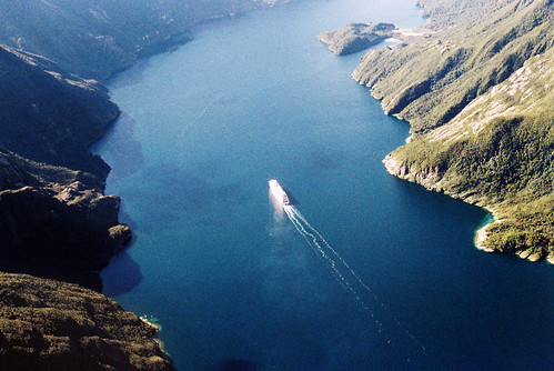 Doubtful Sound From Above 2
