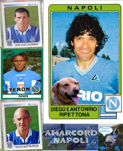Amarcord Napoli