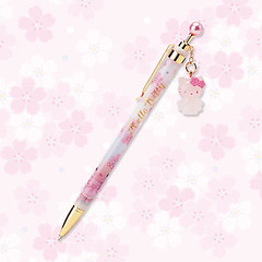 WISHLIST: Japan Hk Pink Sakura Pen ( Veronica ) Tags: japan pen hellokitty sanrio japanlimited