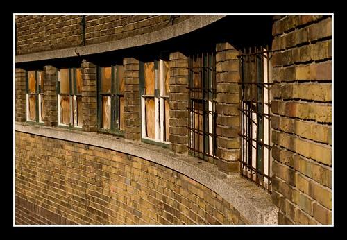 Aflopende ramen