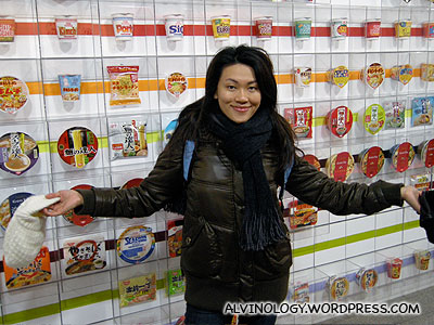 All kinds of instant noodles and cup noodles