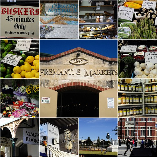 Fremantle Markets Montage (Perth)