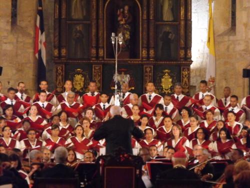 El Coro de la Catedral